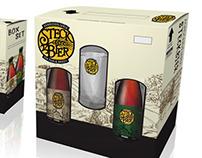 Rótulo e embalagem Steck Bier
