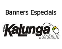 Banners Especiais - Kalunga.com