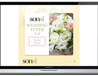 Sonsi Wedding Fever 2.0 Communications Report