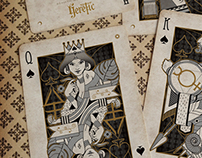 Heretic Playing Cards