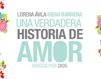 Diego y Lorena | Una verdadera historia de amor