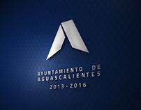 Ayuntamiento de Aguascalientes. City Logo Proposal
