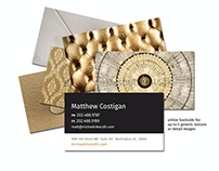 Business Cards (Interior Design)
