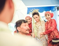 Wedding of Obenk n Dini