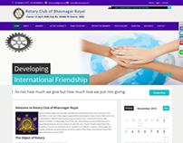 Website Development for Charity Organisation