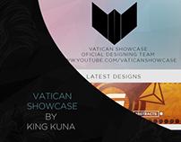 Vatican Showcase Recruitment Challenge Entry