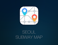 Seoul Subway Map App