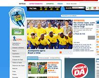 Copa 2010 Site