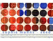 S E E D . A R T . L A B    Studio of Sophie Munns