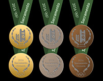 Branding Sacramento Olympics