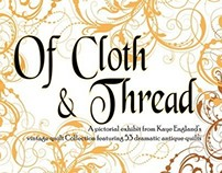 Of Cloth & Thread CD cover