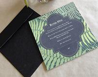 Jungle - Invitations
