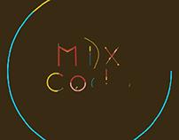 MixCode - logo design / animation
