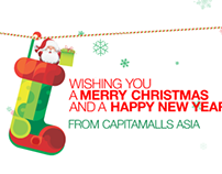 CapitalMalls Christmas 2012