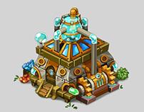 Alchemistry Laboratory Levels