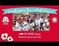 COCACOLA EXPERIENCIA MAMAS BLOGUERAS. ETAPA 2