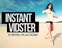 Instant Vidster - 13 Instagram FX