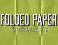 24 Folded Paper Overlays