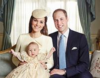 Royal Christening by Jason Bell