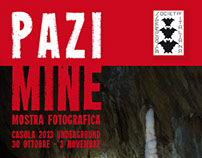 "International exposition ""PAZI Mine"""