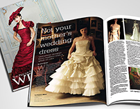 Magazine supplements: Weddings, Finance, Realty etc.