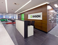 Office Design For Edison Investment Research