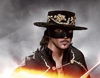 The  Adventures of Zorro