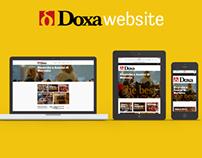 Doxa website
