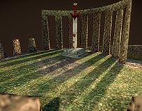 Sword Monument