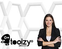 TOOIZY | Stand Insuflável