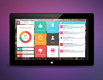 Congreso 2.0 Win 8 app