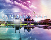 ied mubarak 1434 H