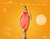 Kashmiri Scarves Branding and Website Design