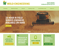 Wold-Engineering Web Design
