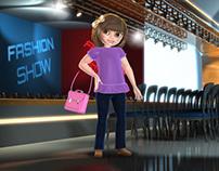 JeemTV 'My Style' game
