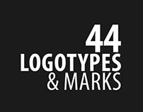 44 Logotypes & Marks