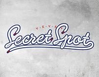 SECRET SPOT | Poster
