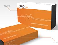GEO Sleeve Packaging Design