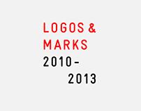Logos & Marks 2010-2013
