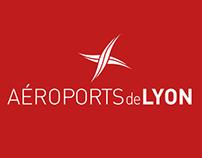 Aéroports de Lyon - outils web