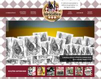 O Biricotico: Website