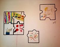 mural - puzzle