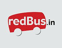redBus - UX/UI
