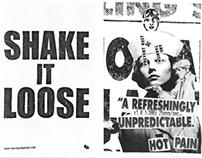 Blonde Acid Cult Poster Design