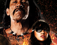 Machete (Official Movie Posters)