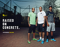 NIKE - Raised On Concrete