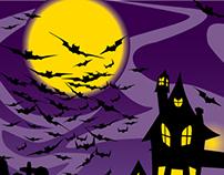 Halloween Howl: Childrens Event Flier