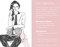 Презентация проекта для женщин