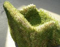 Chair as Art Object Experimental Design