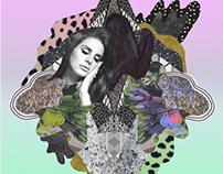 Lana Del Ray // Dark Paradise